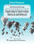 AIC's 40th Annual Meeting – AIC Wiki Meeting, May 9